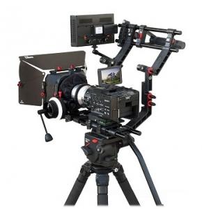 Schulterstativ Schulter-Rig FILMCITY Rig Kit FC-02-P