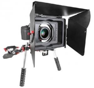 Matte-Box Kamerar MAX-1 SOCOM Schulterstativ Schulter-Rig