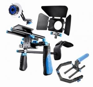 Schulterstativ Schulter-Rig SunSmart Pro DSLR Rig Kit